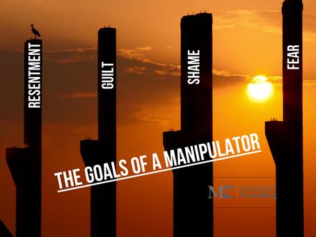 The goals of a manipulator