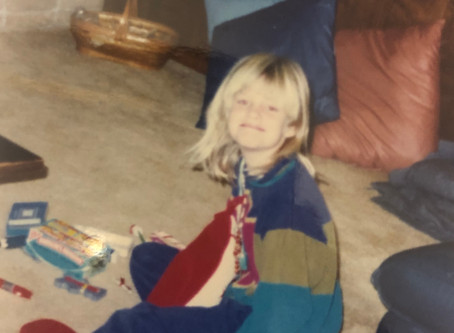 What my first Christmas looked like clean/sober