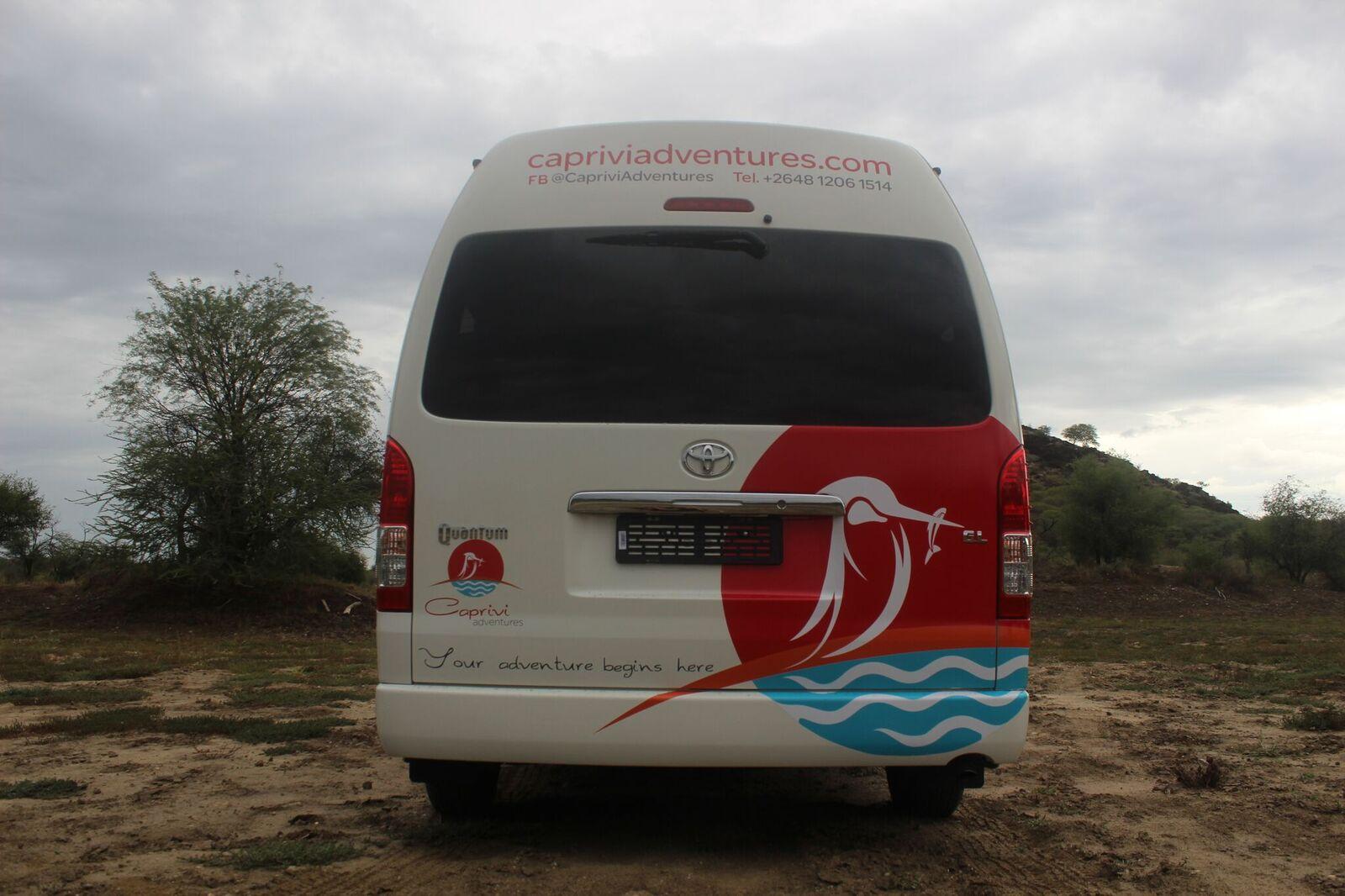 Caprivi Adventures Transfers
