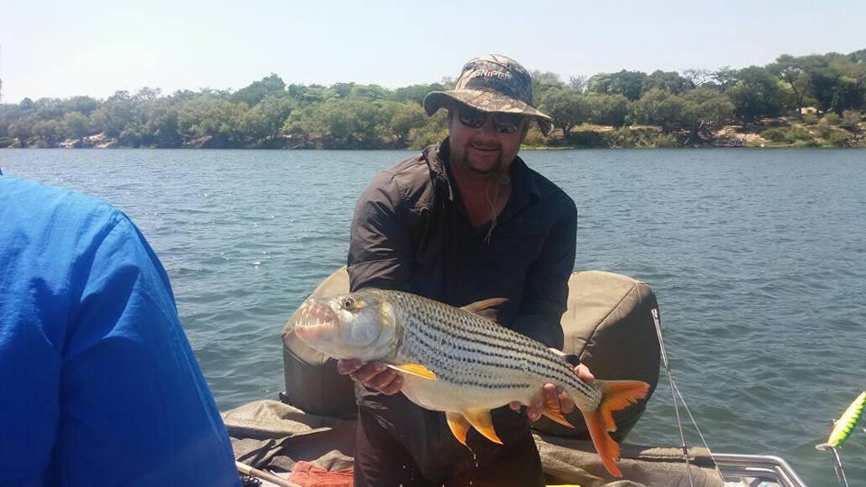 Tiger Fishing Zambesi Region