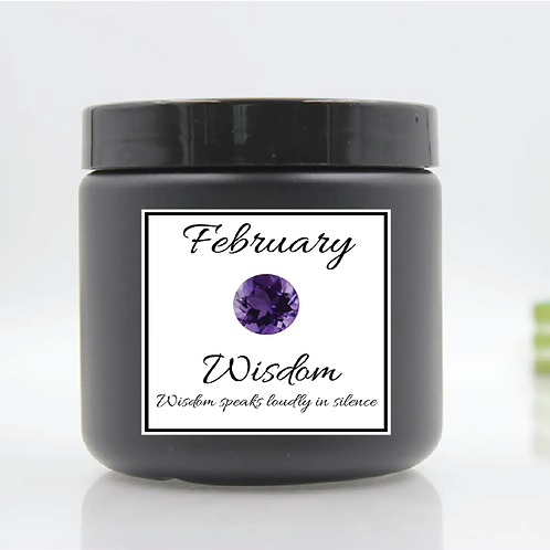 February Birth Month Body Butter