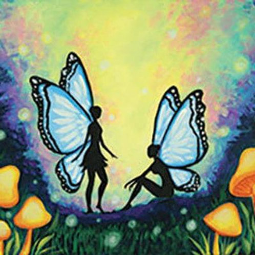 BUTTERFLY FAIRIES (PAINT KIT/PARTY)
