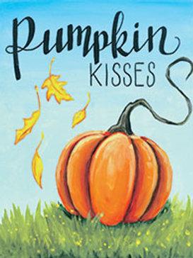PUMPKIN KISSES (PAINTING KIT/PARTY)