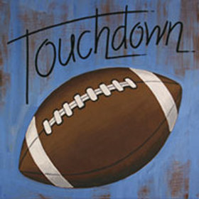 TOUCHDOWN (PAINTING KIT/PARTY)