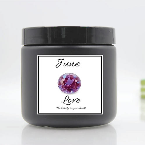 June Birth Month Body Butter