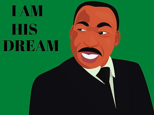 I am his DREAM