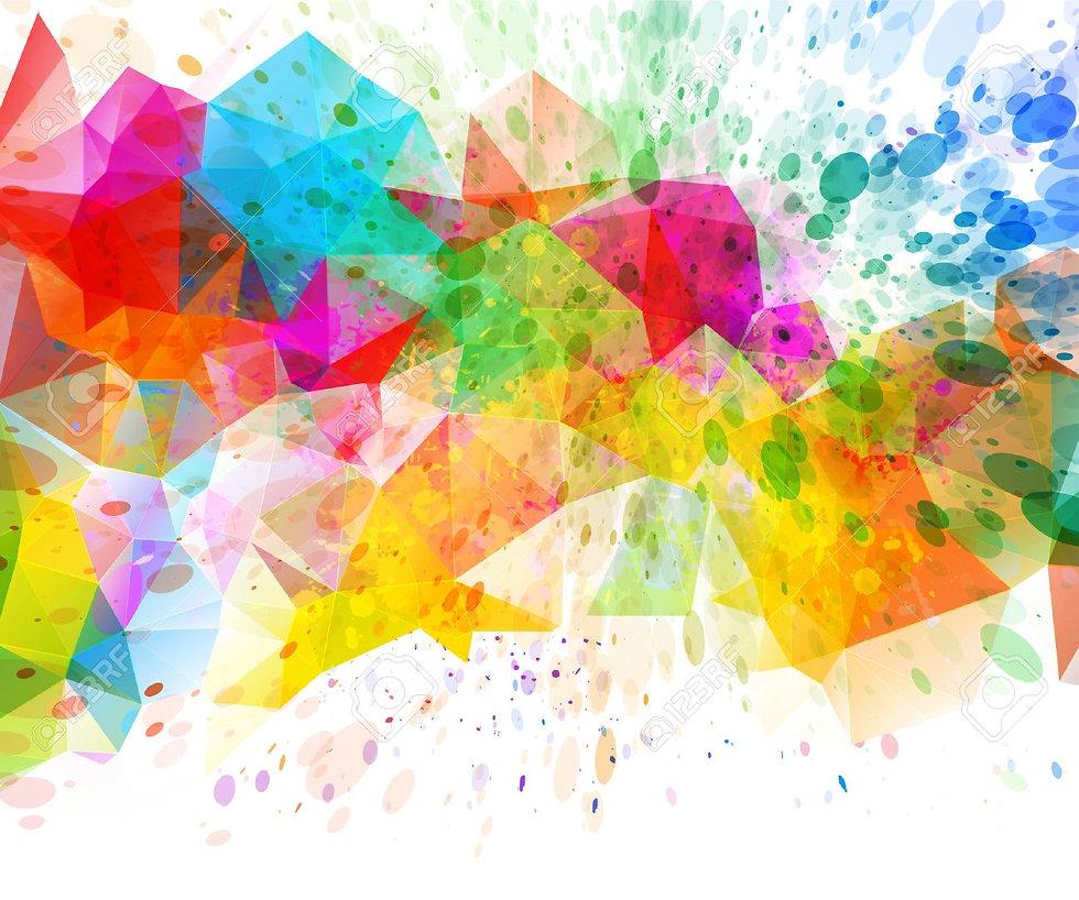 51348052-abstract-triangular-futuristic-