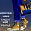 Thumbnail: SISTERHOOD CALENDAR BLUE AND GOLD