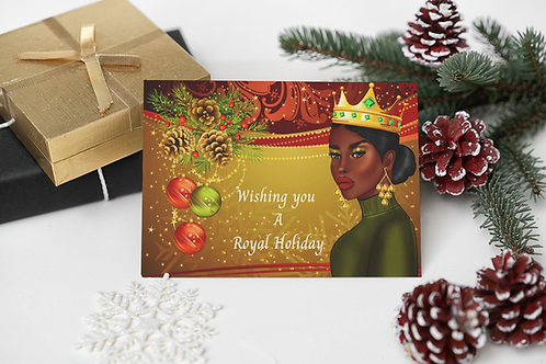 African American Christmas Cards