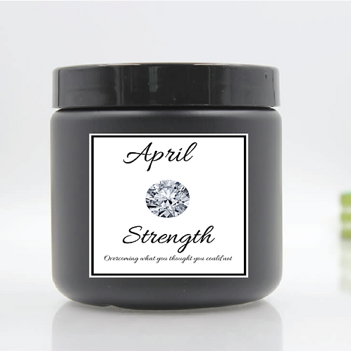 April Birth Month Bath Salt