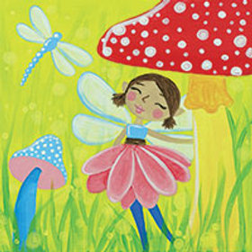 WOODLAND FAIRY (PAINTING KIT/PARTY)