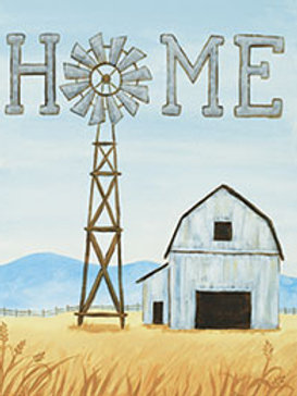 HOME (PAINTING KIT/PARTY)