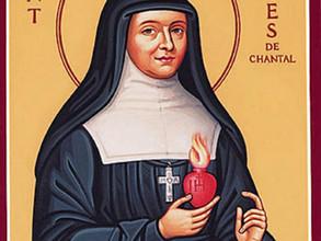 St. Jeanne-Françoise de Chantal