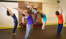 Prática de Raja Vidya Yoga
