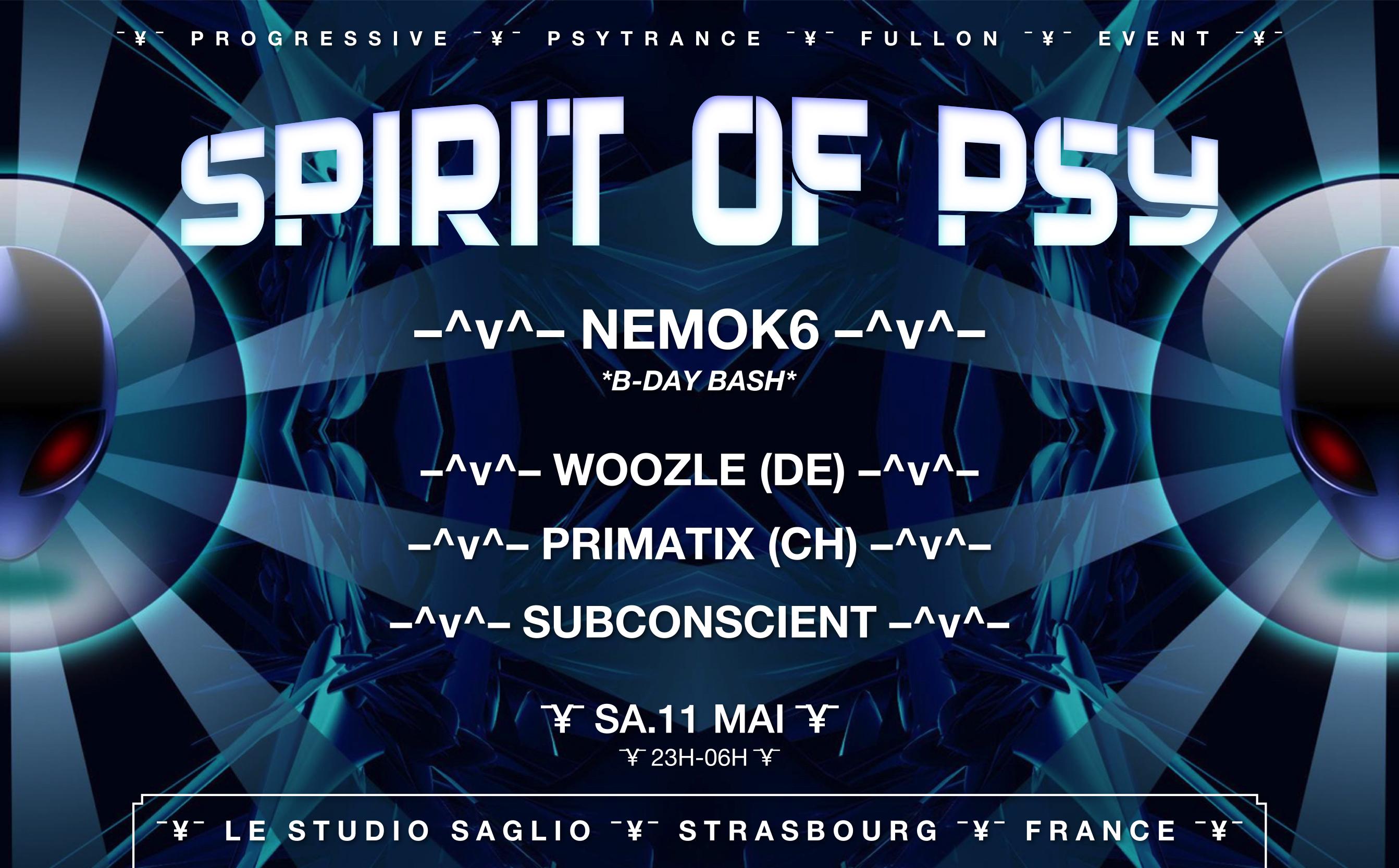 SPIRIT OF PSY 11 mai.jpg