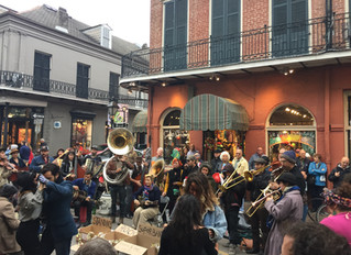 One Fabulous Day in New Orleans!