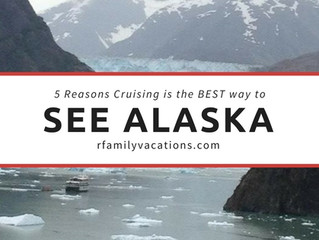 5 Reasons Cruising is the BEST Way to See Alaska