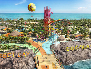 Look What Fun You Can Have at Cococay!