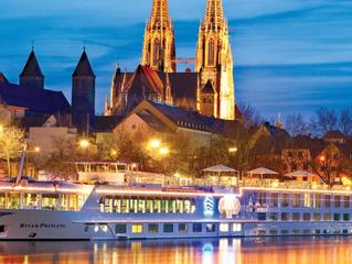 Tulips & Windmills Aboard Luxurious Uniworld River Princess