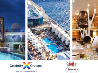 3 New LGBTQ+ Vacations with Celebrity Cruises & R Family Vacations!