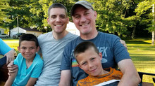 Meet Matthew Ramsey with Family Equality Council and First-time R Family Guest!