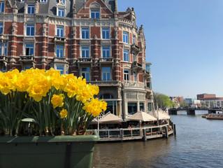 Kelli's Amsterdam Adventure
