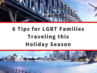 6 Tips for LGBT Families Traveling this Holiday Season