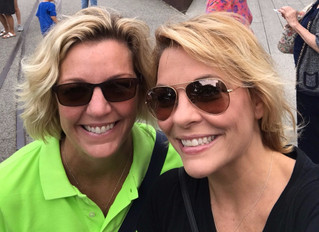 Kelli's Perfect Stay-cation in NYC