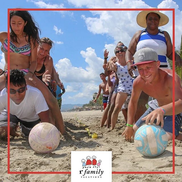 Sometimes it IS all fun and games! Check out our all inclusive trip to Ixtapa which is fun for everyone!
