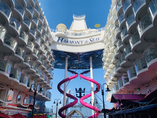 Harmony of the Seas Named the BEST CRUISE SHIP by Travel Weekly!