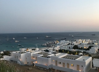 Mykonos & the Absolutely Perfect Summer Vacation!