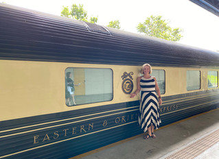 Riding the Rails on the Eastern and Oriental Express