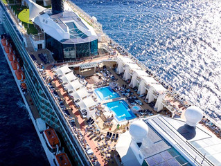 "Celebrity Cruises Offers ""Modern Luxury"""