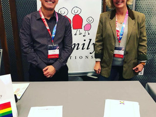 R Family Joins First Ever LGBT Pavilion At The New York Times Travel Show