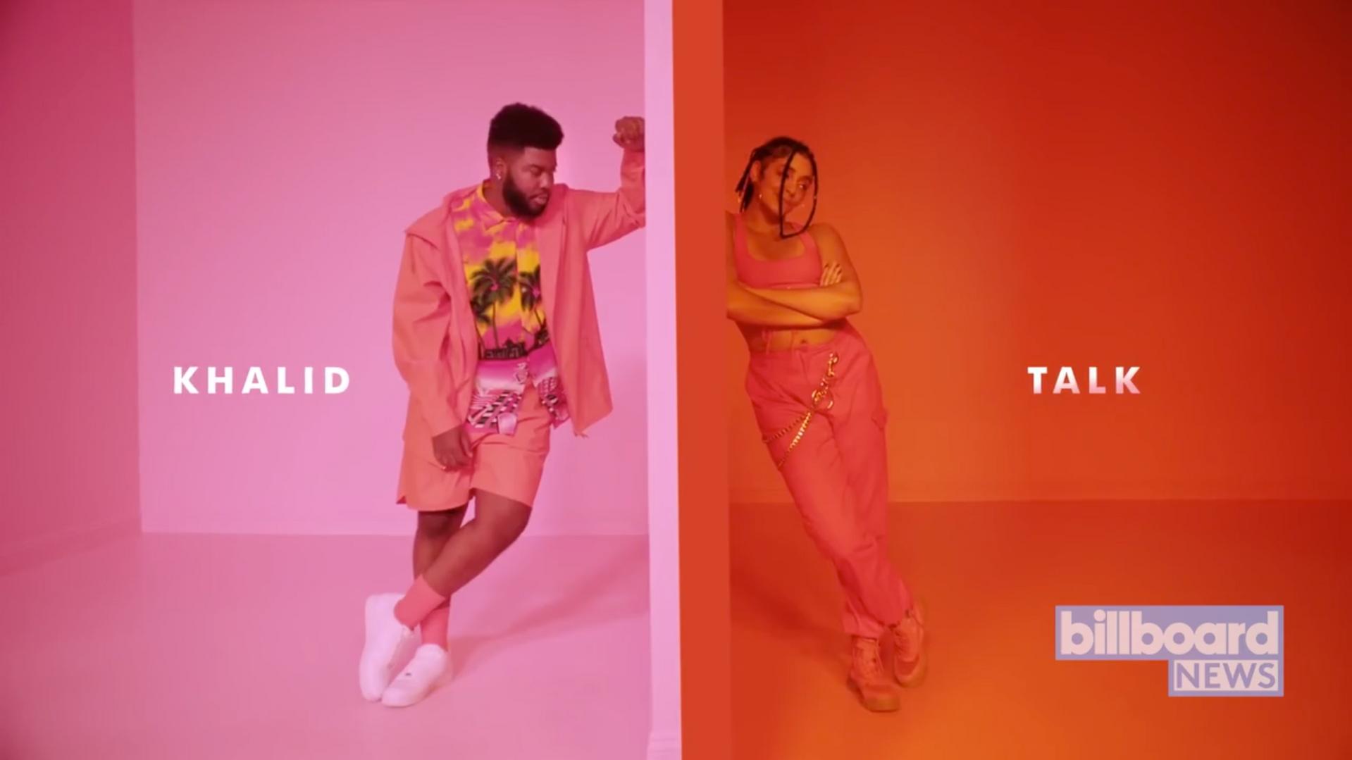 Khalid Earns First No. 1 on R&B Hip-Hop Airplay Chart With 'Talk' Billboard News