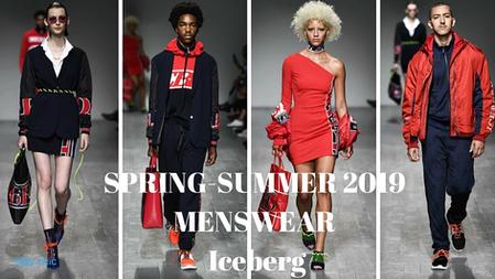 Iceberg Spring/Summer 2019 Collection