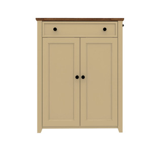 1 Drawer 2 Doors Cabinet
