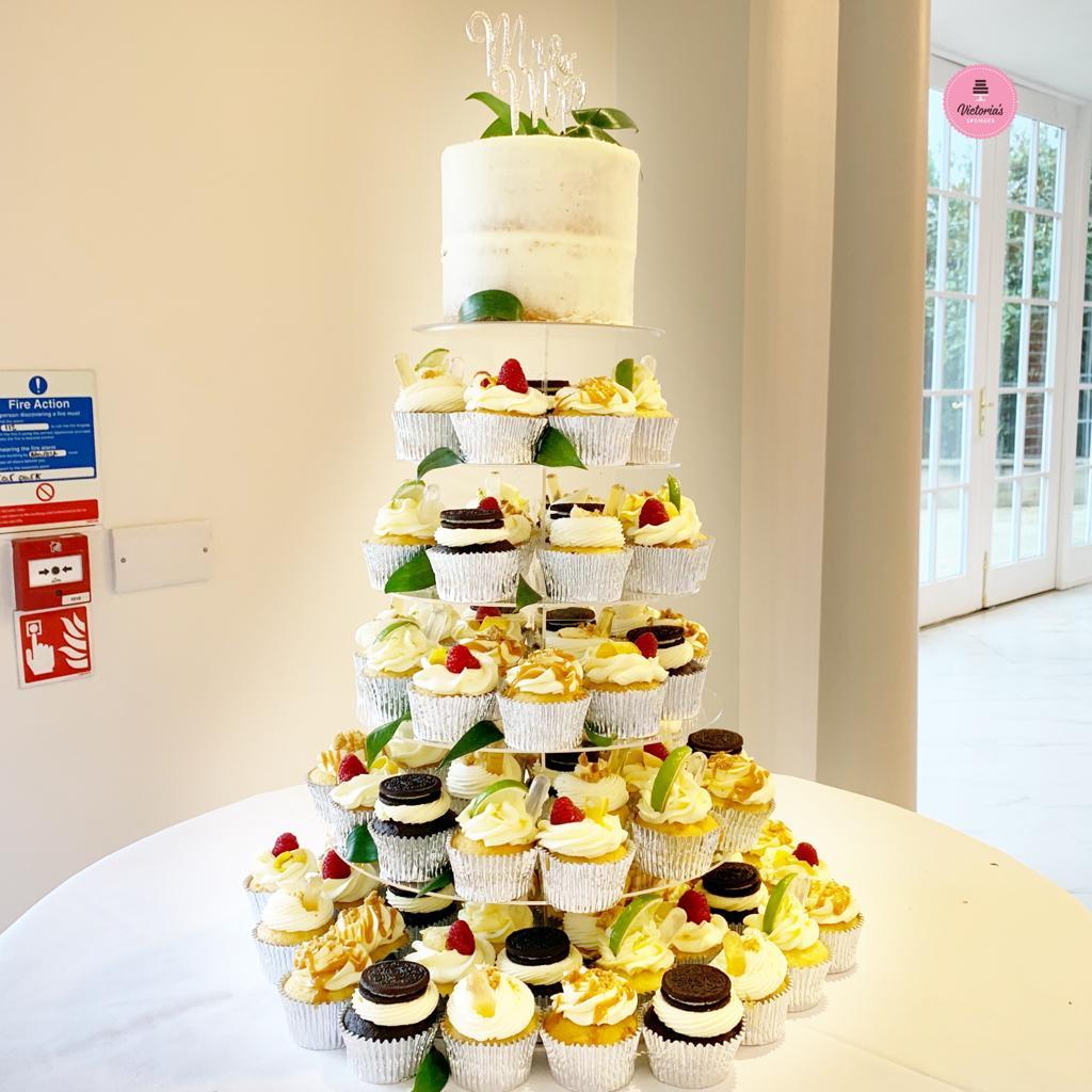 Cupcake Tower 1