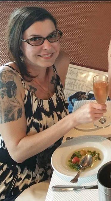 Chef Chelsea Moran at Brasserie
