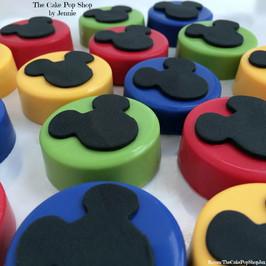 Mickey themed oreos