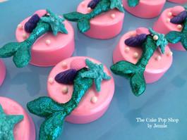 Mermaid oreos