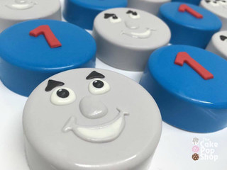 Thomas the train oreos