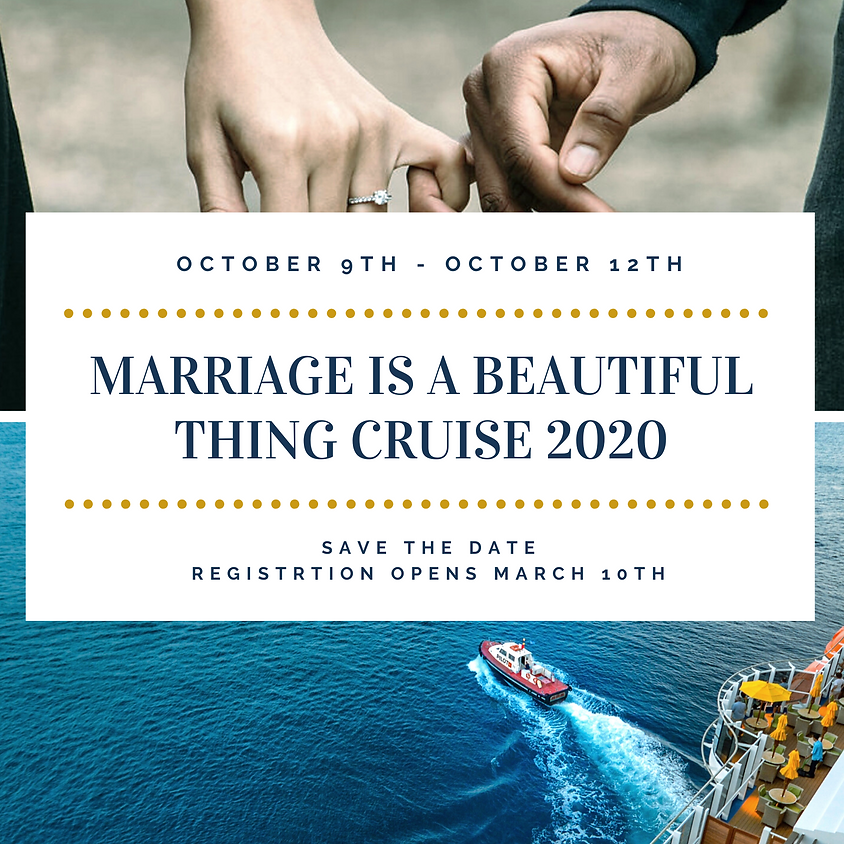 """Marriage is a Beautiful Thing"" Marriage Retreat"