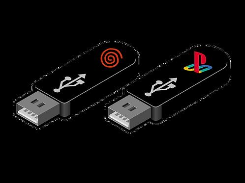 PS1 & Dreamcast Addon Stick Bundle (Level3 Only)