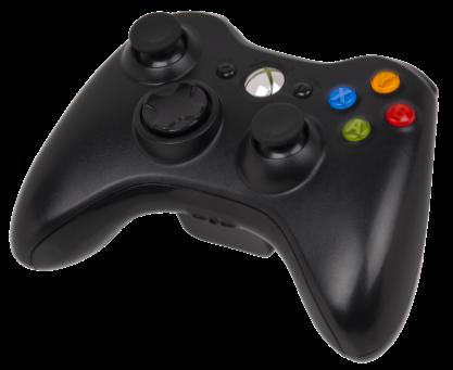 Xbox 360 style controller