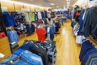 New store full length