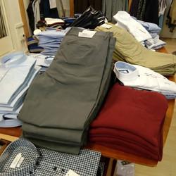 Mixed clothes