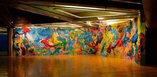 Pintura expandida [Expanded paint], 2005