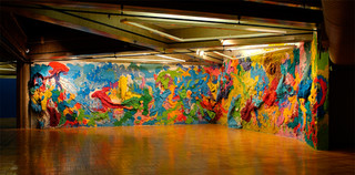 Pintura expandida [Expanded paint], 2005