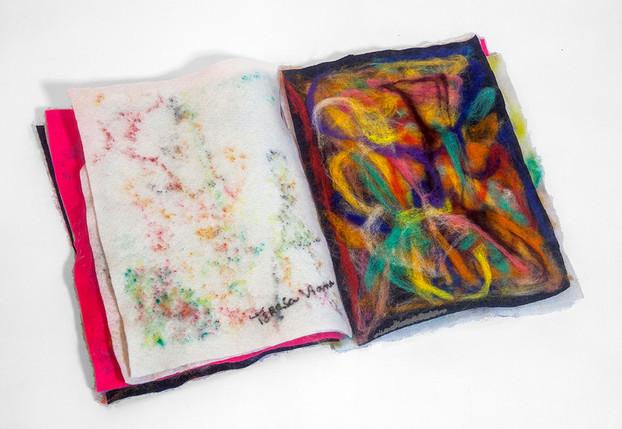 Livro do Amor [Book of love], 2017 acervo [collection] Cincinnati Contemporary Art Center, OH, USA